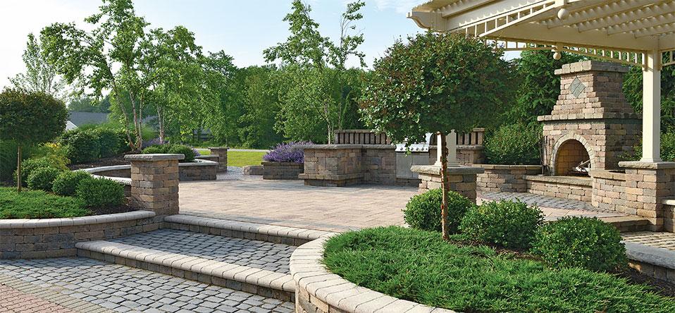 unilock ohio 28 images baron landscaping 187 cleveland patio contractor cleveland patios. Black Bedroom Furniture Sets. Home Design Ideas