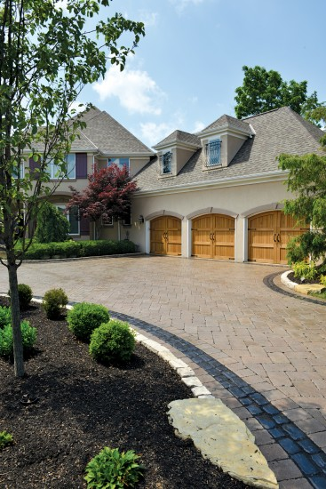 Showstopping Driveway Pavers For Fairfield Ct Homes Unilock