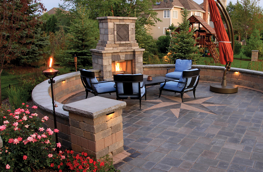 Consider Adding A Fire Pitu2026not Only Does A Fire Pit Create A Gathering  Space It Also Adds Heat And Lighting Making Those Cool Fall Evenings  Comfortable And ...