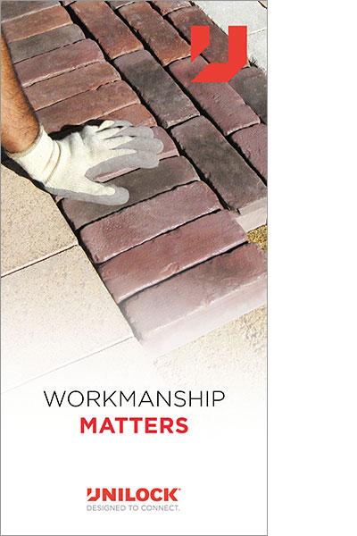 Workmanship Matters