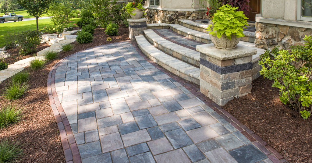 Landscaping IDeas for Greenwich, CT - Pavers in Fairfield