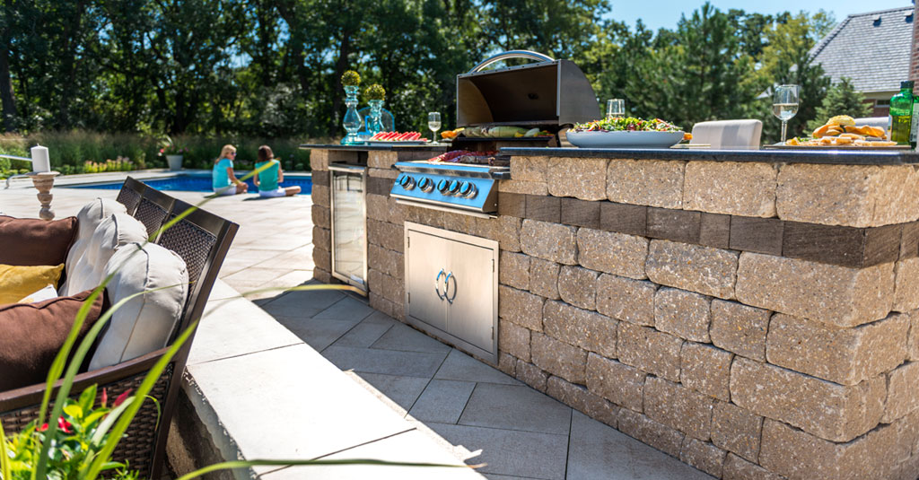 3 Popular Outdoor Kitchen Design Layouts NY, NJ, PA, CT