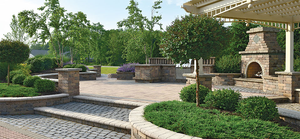 5 Low Maintenance Landscaping Ideas | Unilock on Low Maintenance:cyizg0Gje0G= Backyard Design  id=79408