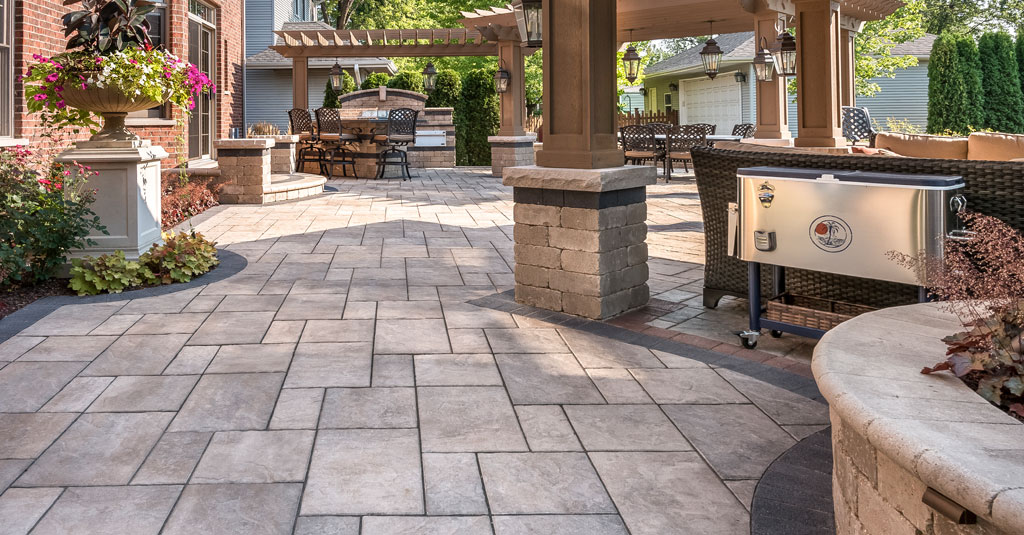 Addressing the challenges of using traditional flagstone for ...