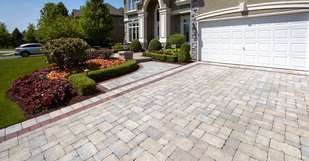 Paver driveways are truly changing everything unilock for New driveway ideas