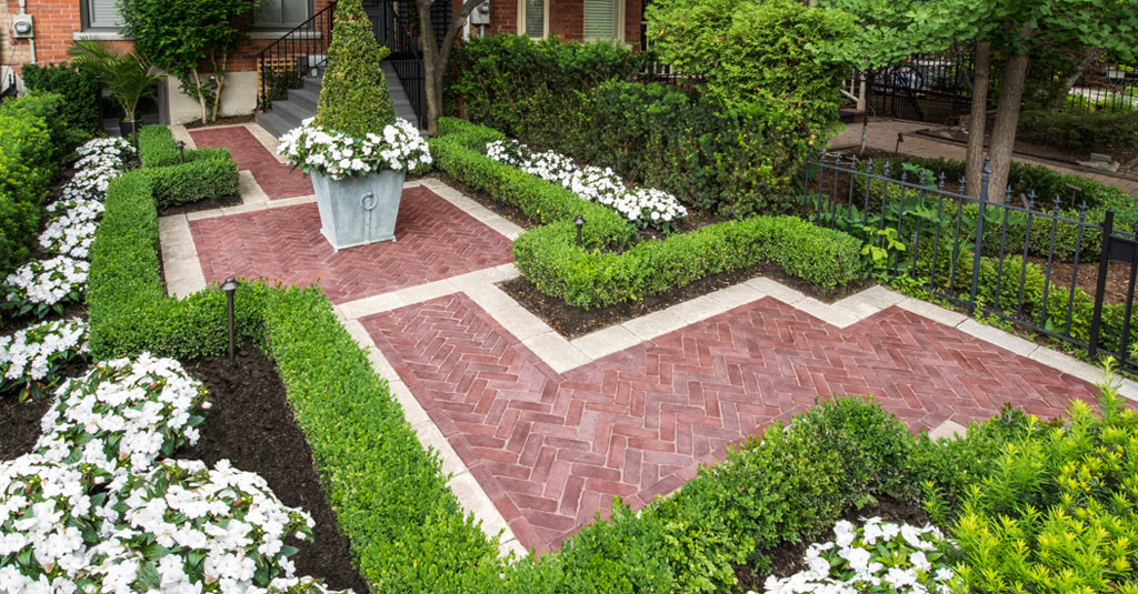 Unilock Paver Patterns for NY and NJ landscape design - Using Paver Patterns To Transform Your Patio Design Unilock