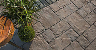 Natural Stone and Concrete Pavers from Unilock