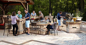 Tips and Ideas for Creating the Perfect Outdoor Kitchen