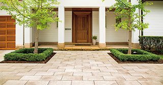 Designing a Front Walkway that Charms and Welcomes