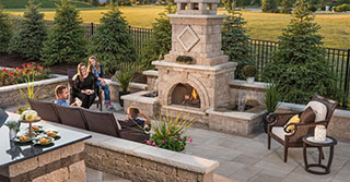 Outdoor Fireplace Design Ideas: Getting Cozy with 10 Designs