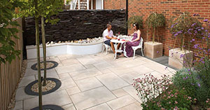 Natural stone for your landscape design and patio may never be the same