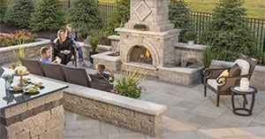 Add Vertical Dimensions with Pillars, Steps, and Retaining Walls