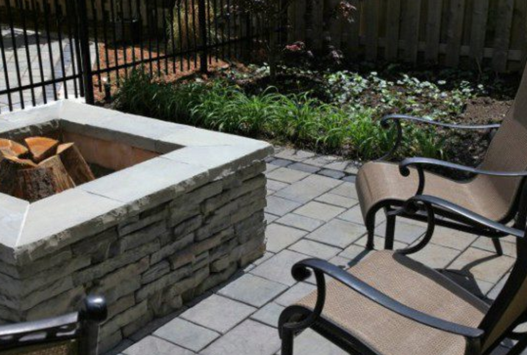 outdoor fireplaces and fire pits in Franklin Lakes, NJ