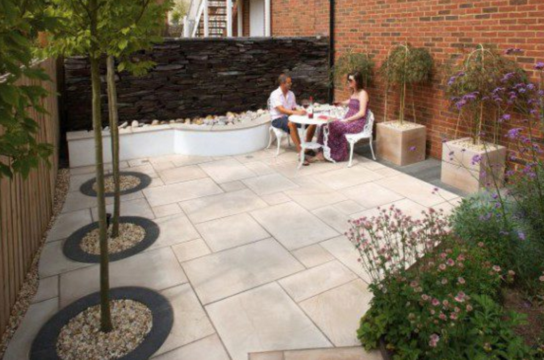 Natural Stone by Unilock - NJ, NY, PA, CT Patio Stone design