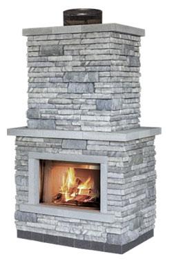 Fireplaces | Unilock