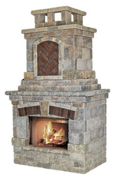 Fireplaces Unilock