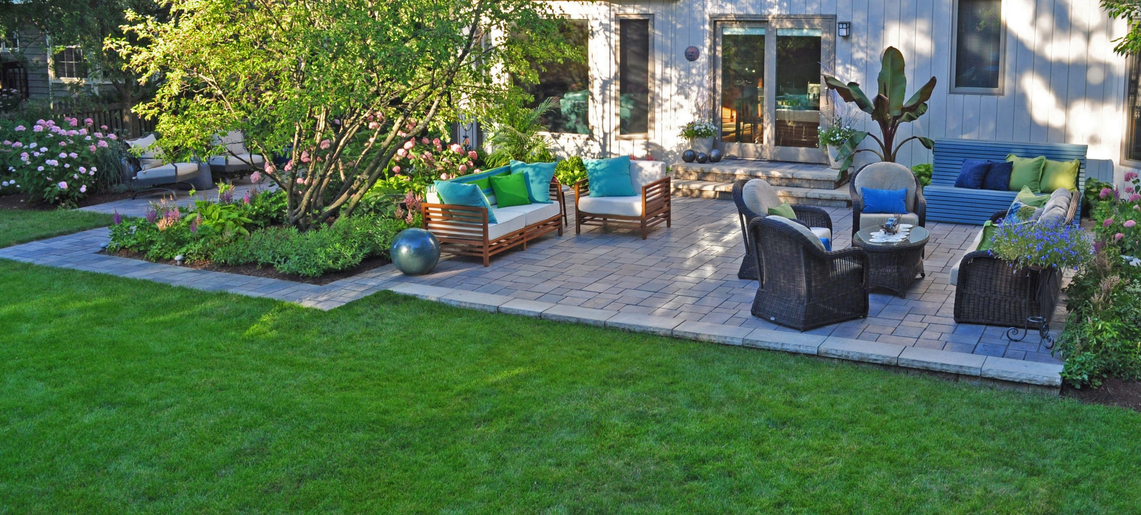 Concrete Pavers and Natural Stone for your Patio in Southampton