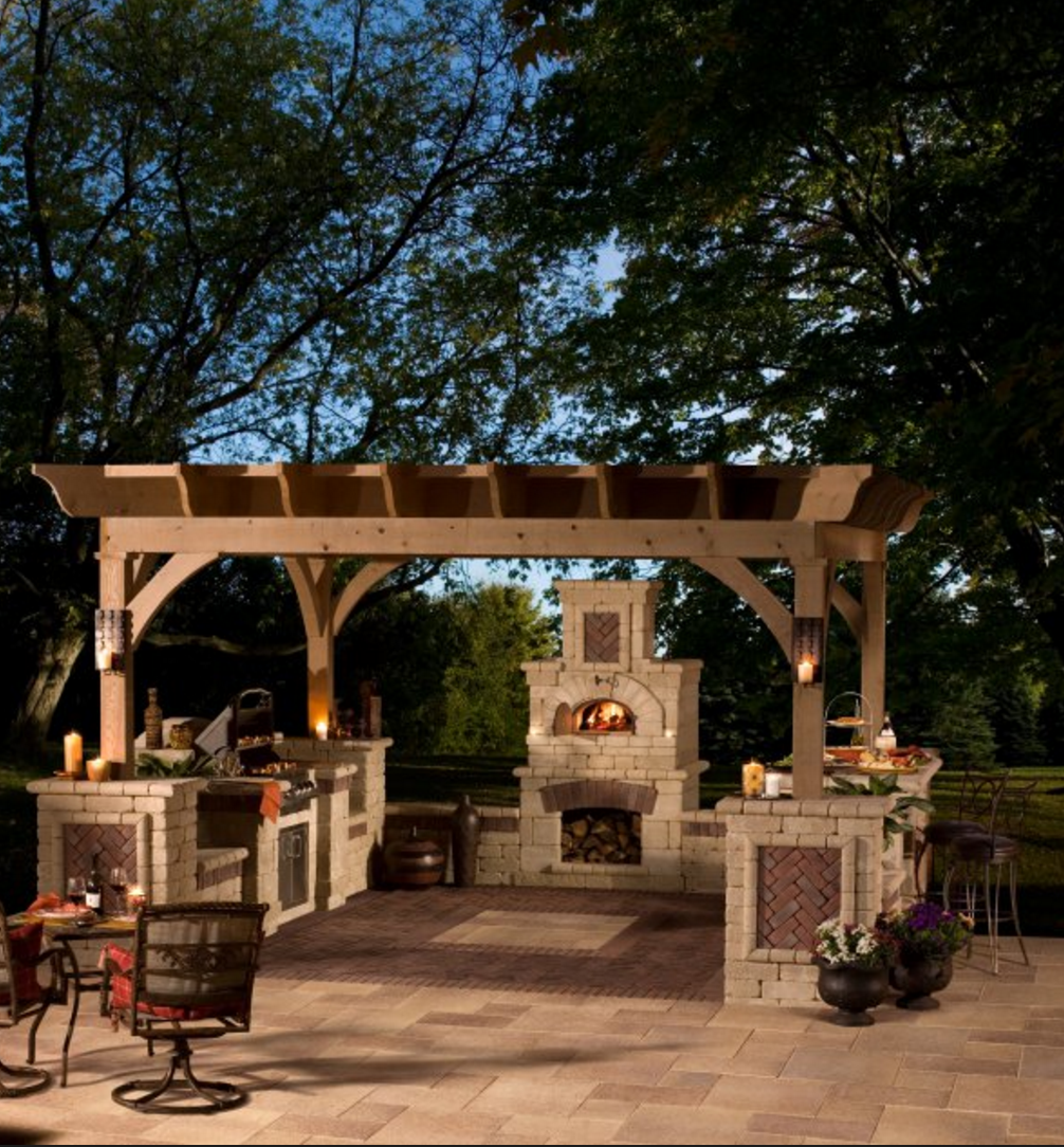 Outdoor Kitchen Design NY, CT, PA, NJ Part 53