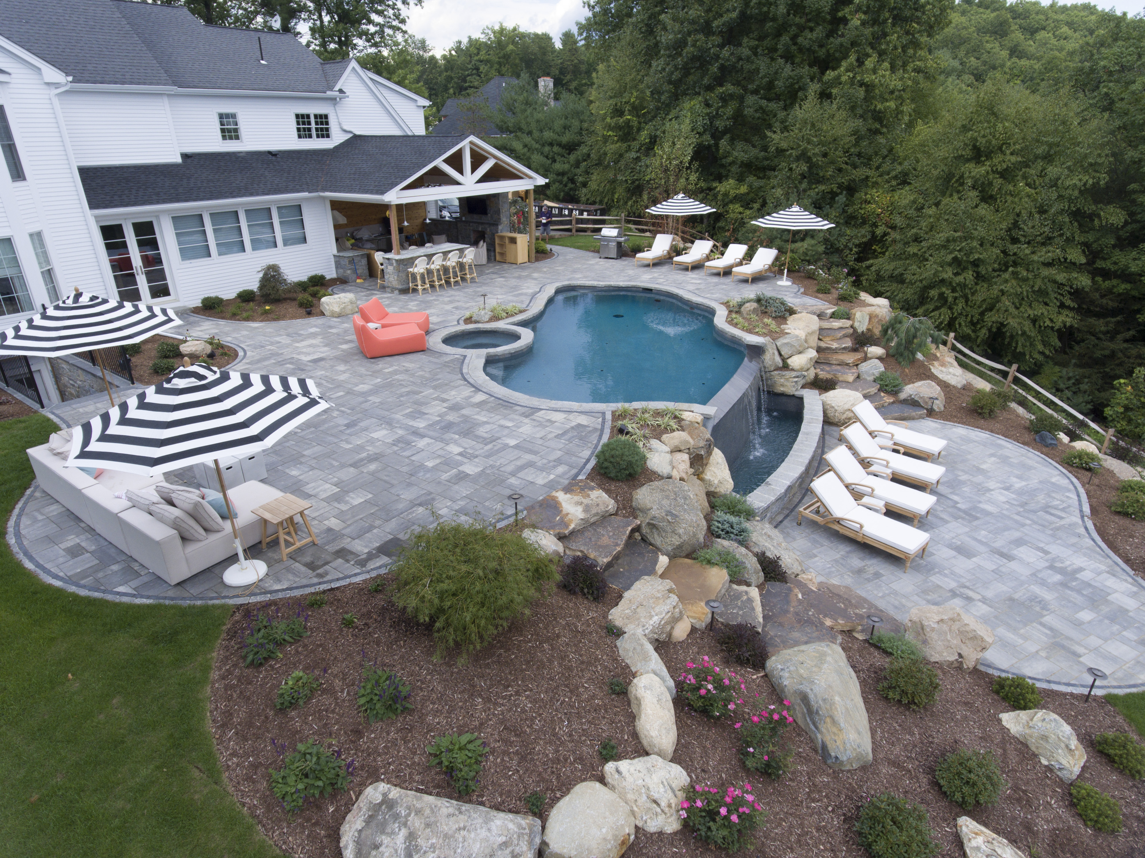 3 Jaw Dropping Inground Pools Perfect For Your Long Island