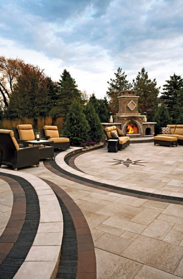 Landscape, patio pavers, NY, CT, PA, NJ