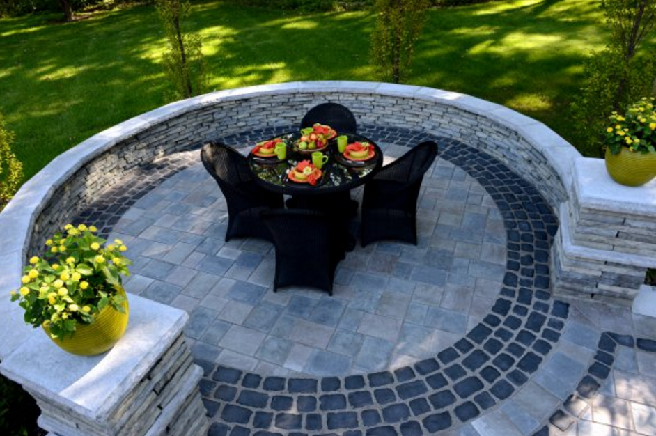 concrete pavers for a paver patio in NY, CT, PA, NJ