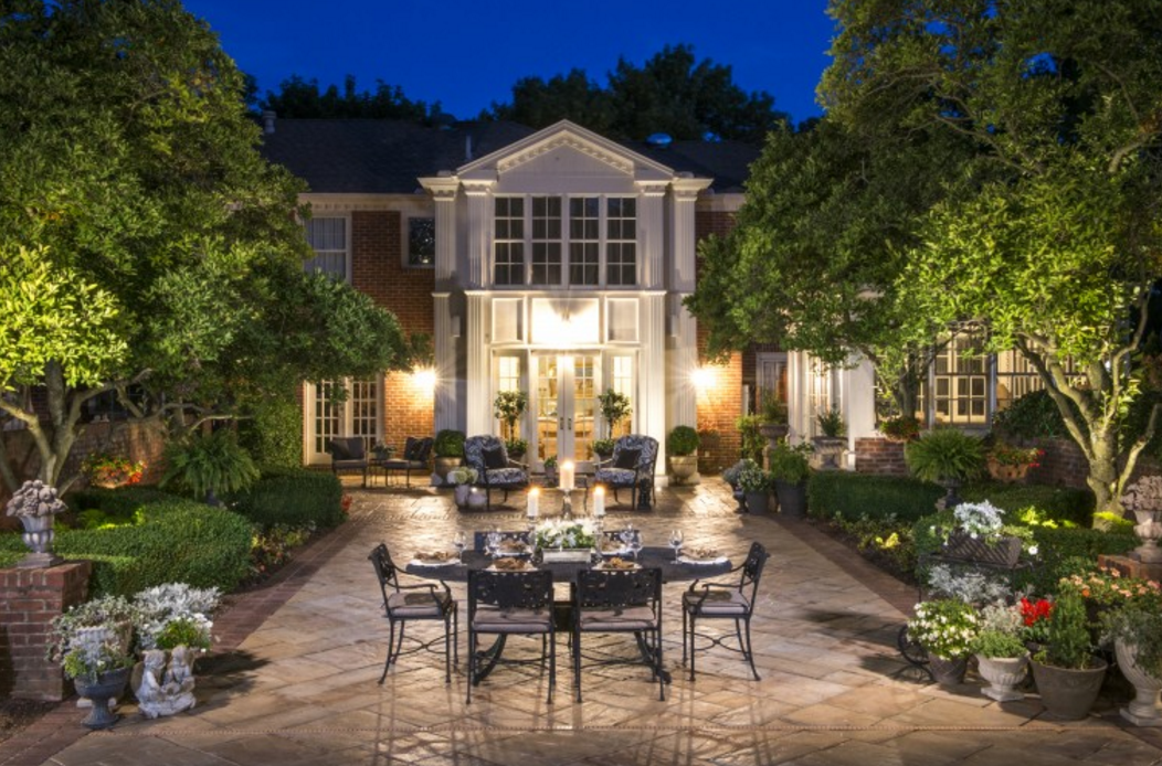 Outdoor Lighting for Patios, Walkways, and Retaining Walls Lighting