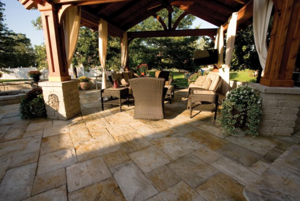 add outdoor curtains to your outdoor space and patios