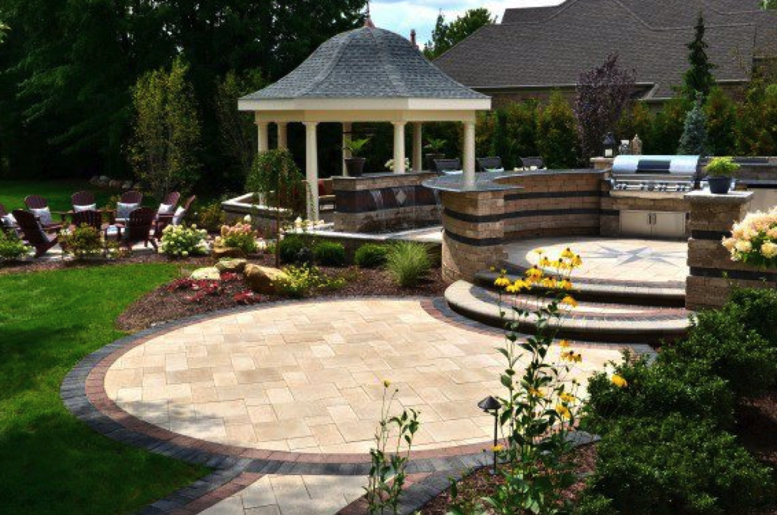 Nice Your Backyard Is An Echo Of Your Artistic Voice And Is Limited Solely By  Your Imagination, So Let These Beautiful Patios And Inspire You To Create  Your Own ...