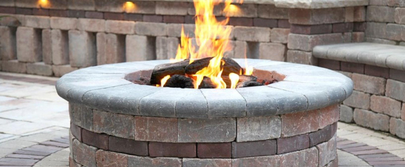 before you choose natural stone for your outdoor fireplace