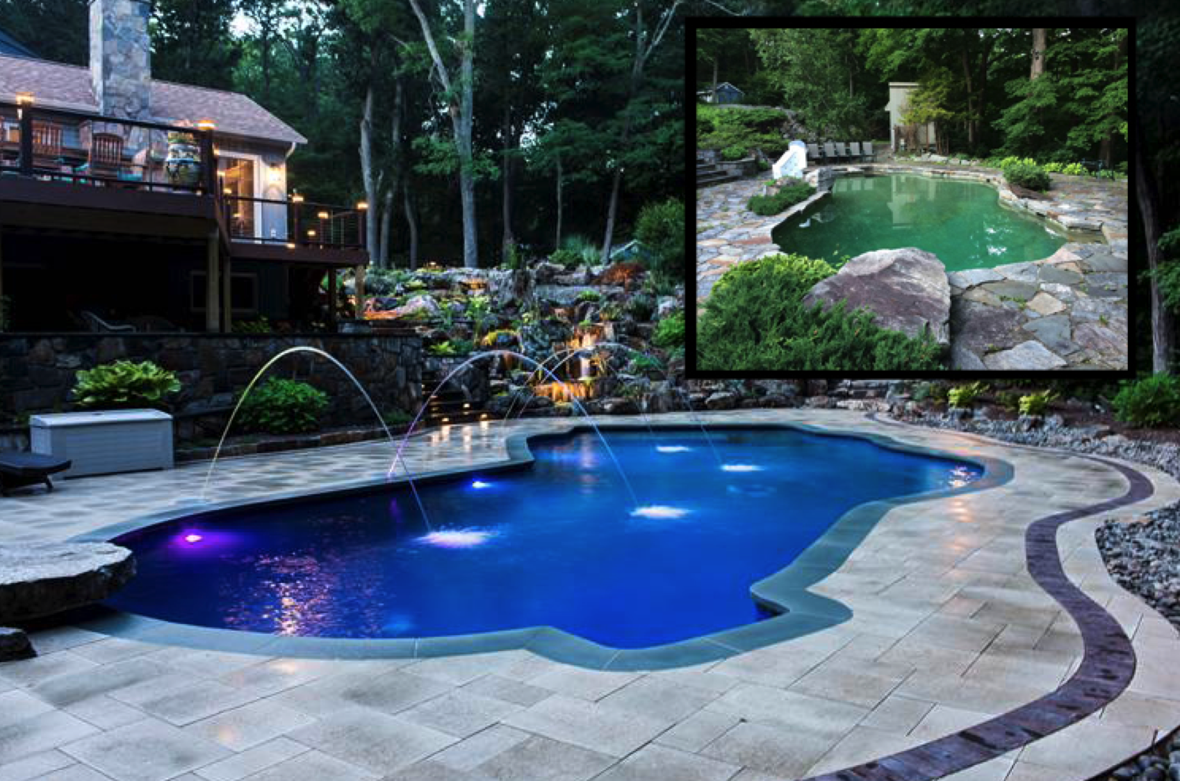 Before/After: A Landscaping Transformation in Westchester ...