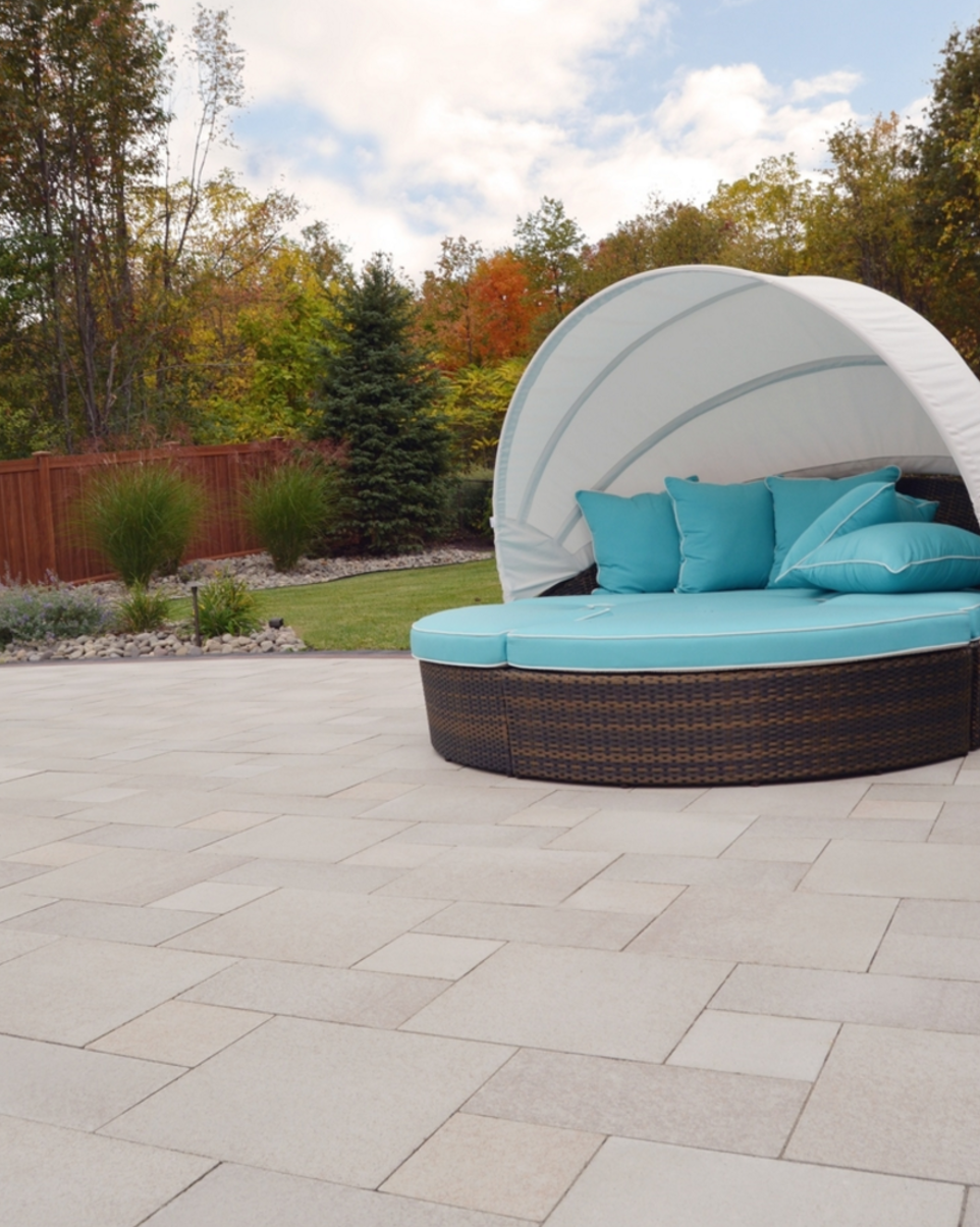 concrete pavers in montgomery, ny - Hudson Valley, NY Landscaping