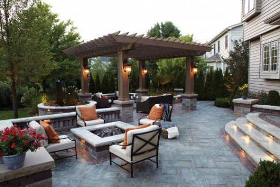 Fire Pits And Outdoor Fireplaces Are Ideal Ways To Add Warmth And Ambience  To Your Outdoor Spaces, While Extending The Hours You Are Able Spend On  Your ...