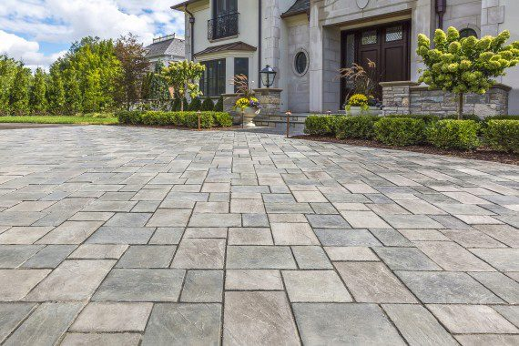 Want The Look Of Bluestone For Your Driveway Unilock