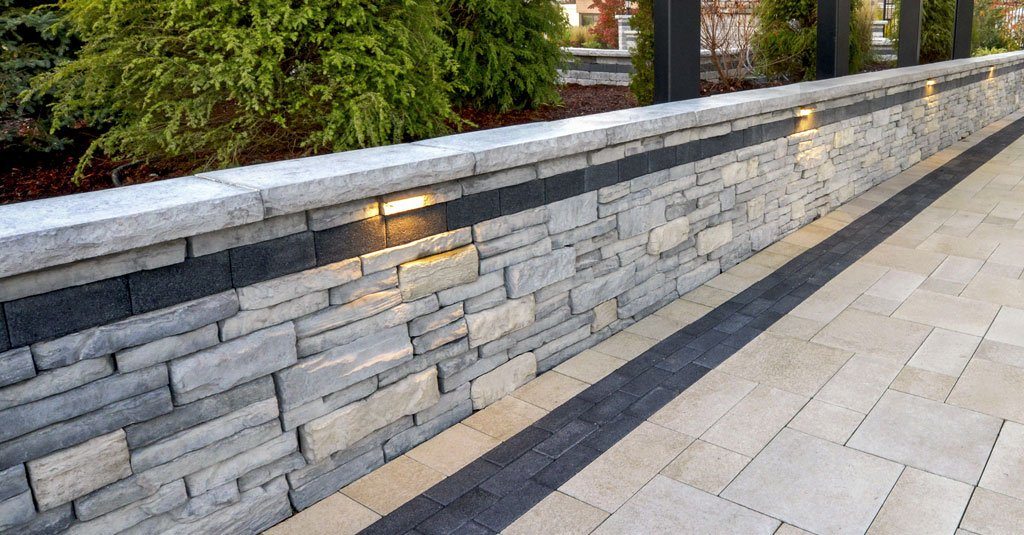 5 Wall Blocks For Stunning Vertical Landscape Elements And