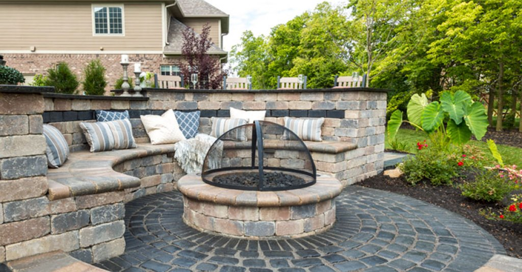 4 Showstopping Concrete Options for your Boston Fire Pit - 4 Showstopping Concrete Options For Your Boston Fire Pit Unilock