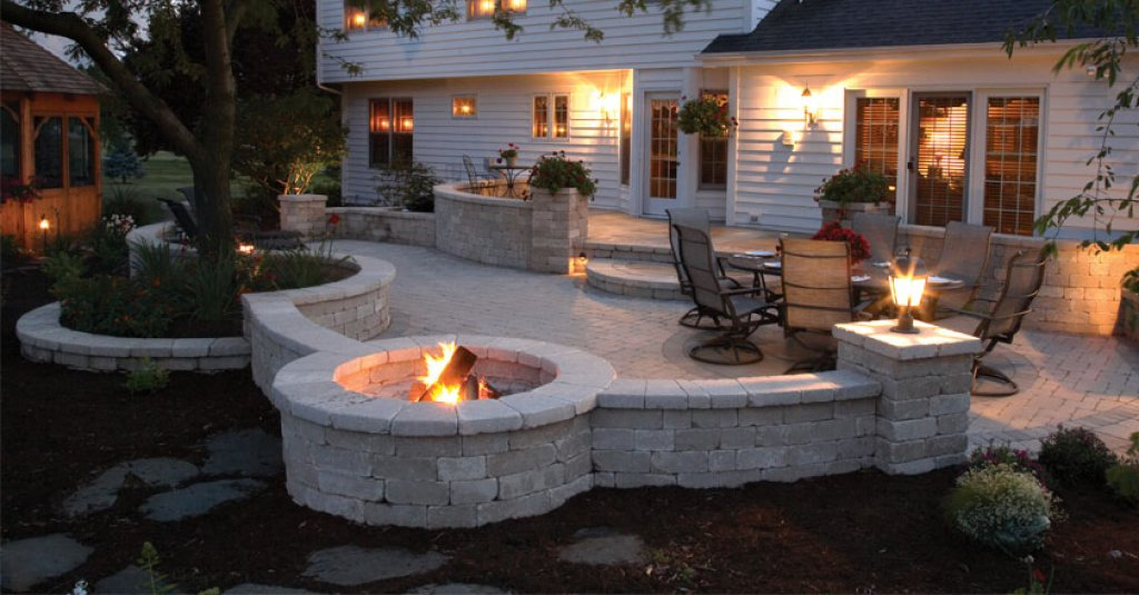 3 fire pits for adding warmth and comfort to your detroit for Buy outdoor fire pit