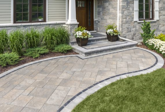 Beacon Hill Smooth vs. Beacon Hill Flagstone: Choosing the Best Walkway Pavers for Your Long Island, NY, Home