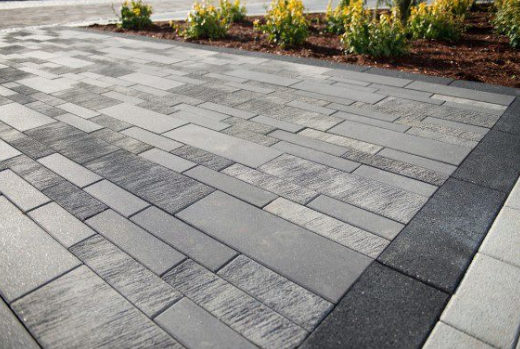 Laying Patterns Compatible With Promenade Plank Patio Pavers for Your Blue Bell, PA, Patio