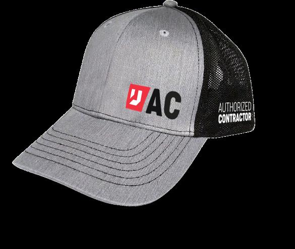 Unilock authorized contractor hat