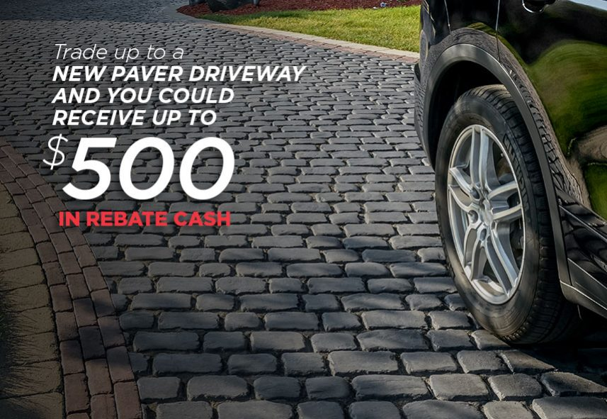 Ontario driveway rebate