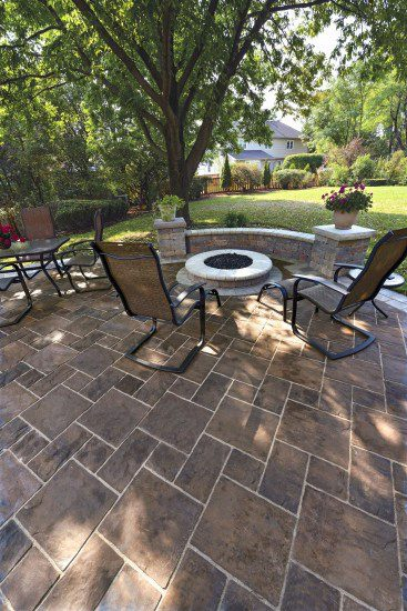 3 Landscape Design Tips to Merge New Paver Surfaces With the Surrounding Softscape in Dover, NJ