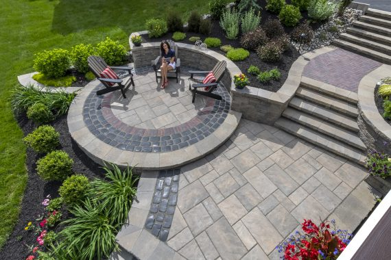 How to Pick Walkway Pavers That Complement the Existing Hardscape in Dover, NJ