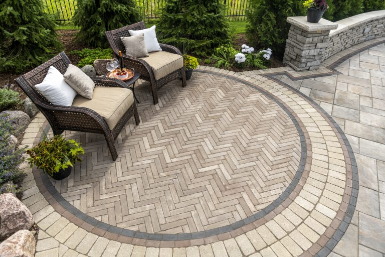 5 Patio Pavers That Inject Color Into Troy, NY, Backyards
