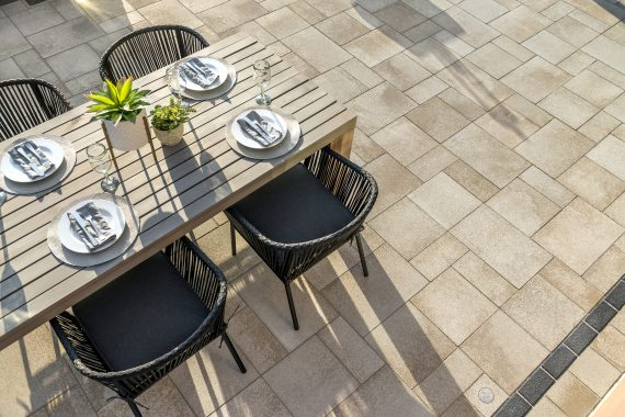 Patio Pavers Can Make an Outdoor Living Space Look More Spacious in Brick, NJ