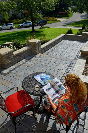 Paving Options That Copy and Complement Classic Stones in Smithtown NY