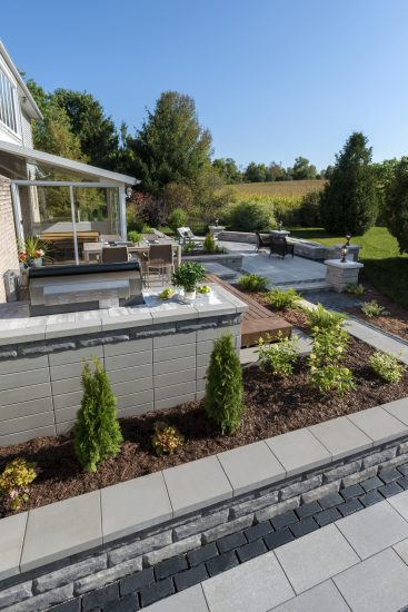 Picking an Aesthetic for Your Retaining Wall and How U-Cara Makes It Easier in Medford Lakes, NJ