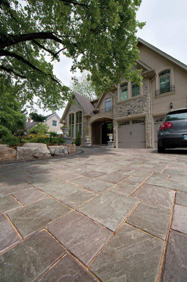 Reala Technology for a Convincing Natural Stone Look in Westport, CT