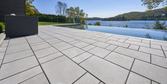 Unilock Technologies That Are Perfectly Suited for a Pool Deck in Katonah, NY