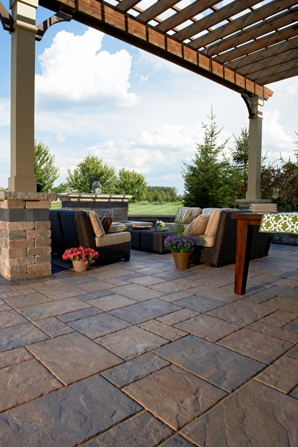 Concrete Paver Options for Where You'd Usually Use Bluestone in Columbia, PA