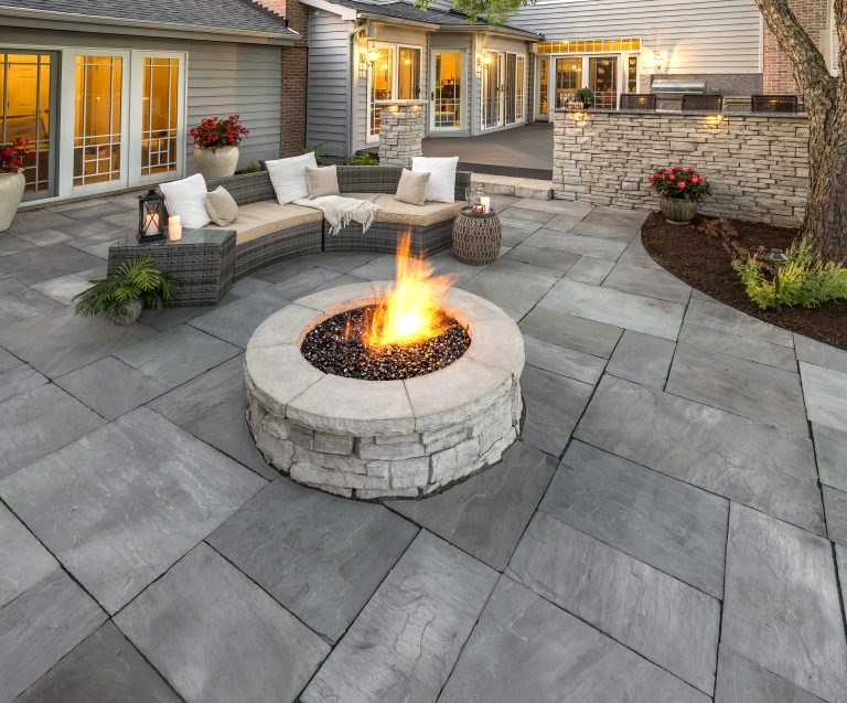 Perfect Pairings of Concrete Paving and Natural Stones in Edgewood, MD